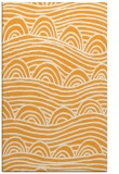 rug #398917 |  light-orange graphic rug