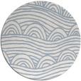 rug #398964 | round rug