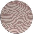rug #399262 | round graphic rug