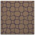 rug #399733   square beige check rug