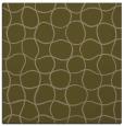 rug #399746 | square circles rug
