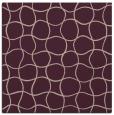 rug #399781 | square pink check rug