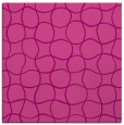 rug #399833 | square circles rug