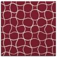rug #399838 | square circles rug