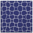 rug #399905 | square blue check rug