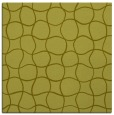 rug #399945 | square light-green rug