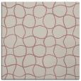 rug #399965 | square pink check rug