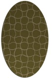rug #400098 | oval circles rug