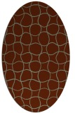 Meshed rug - product 400179
