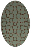 Meshed rug - product 400180