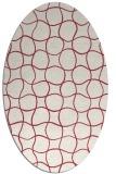 rug #400191 | oval popular rug