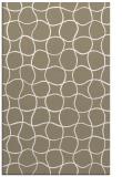 rug #400329 |  white check rug