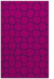 rug #400357 |  pink check rug