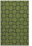 rug #400365 |  blue check rug