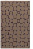 rug #400437 |  beige check rug
