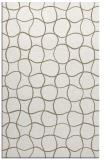 rug #400469 |  white check rug