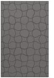 rug #400477 |  mid-brown check rug