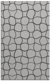 rug #400529 |  red-orange circles rug