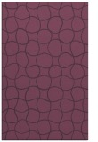 rug #400553 |  purple check rug