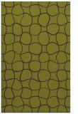 rug #400557 |  green check rug