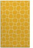 rug #400617 |  yellow check rug