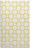 rug #400629 |  yellow check rug