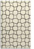 rug #400637 |  black check rug
