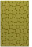 rug #400649 |  light-green check rug