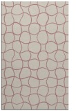rug #400669 |  pink check rug