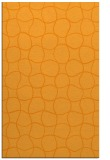 rug #400673 |  light-orange check rug