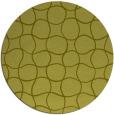 rug #400744 | round check rug