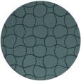 rug #400754 | round check rug