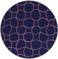 rug #400774 | round check rug