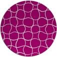 rug #400781 | round check rug