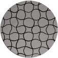rug #400854 | round check rug