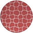 rug #400904 | round check rug