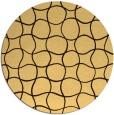 rug #400980 | round circles rug