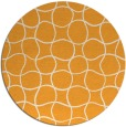 rug #401027   round check rug