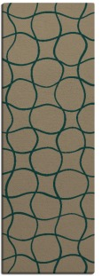Meshed rug - product 401155