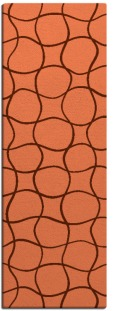 meshed rug - product 401234