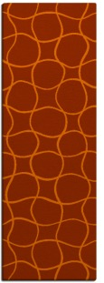 Meshed rug - product 401280