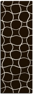 meshed rug - product 401329