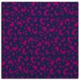 rug #401413   square pink animal rug