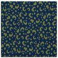 rug #401421 | square blue rug