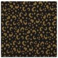rug #401501 | square black animal rug