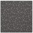 rug #401533 | square brown animal rug