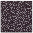 rug #401621 | square purple animal rug