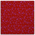 rug #401637   square pink animal rug