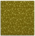 rug #401705 | square light-green animal rug