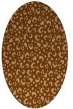 rug #401884 | oval popular rug